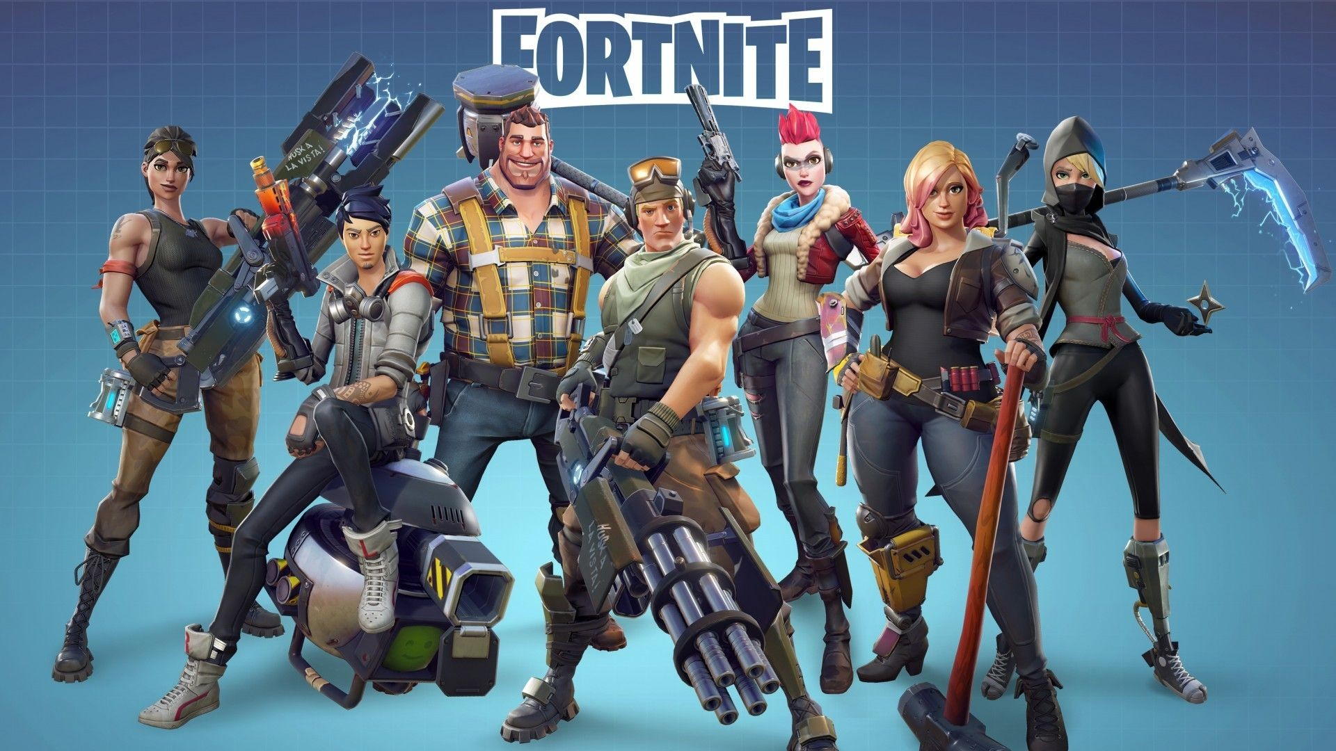 Fortnite HD Wallpapers New Tab Theme