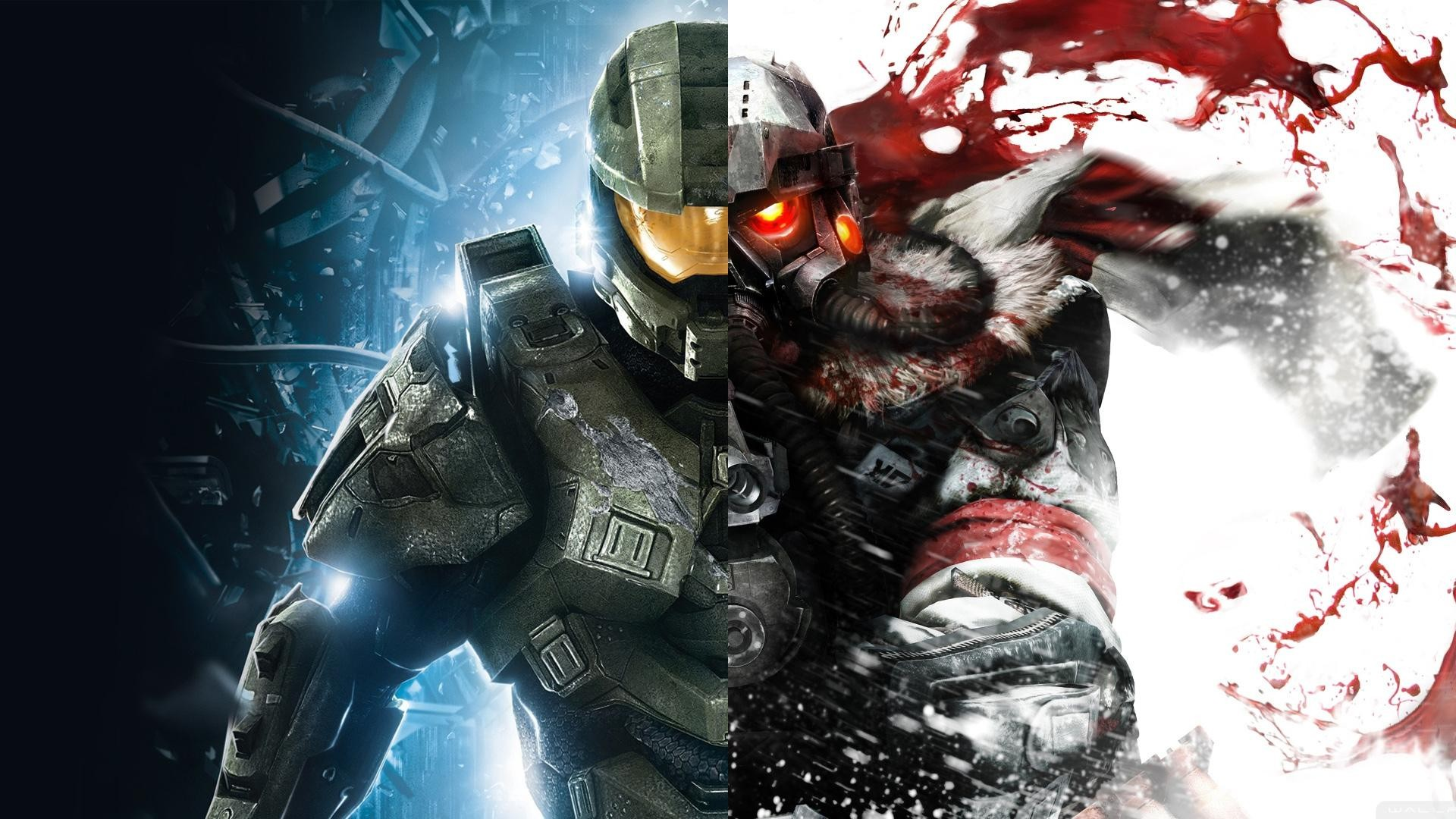 Halo Series HD Wallpapers New Tab Theme