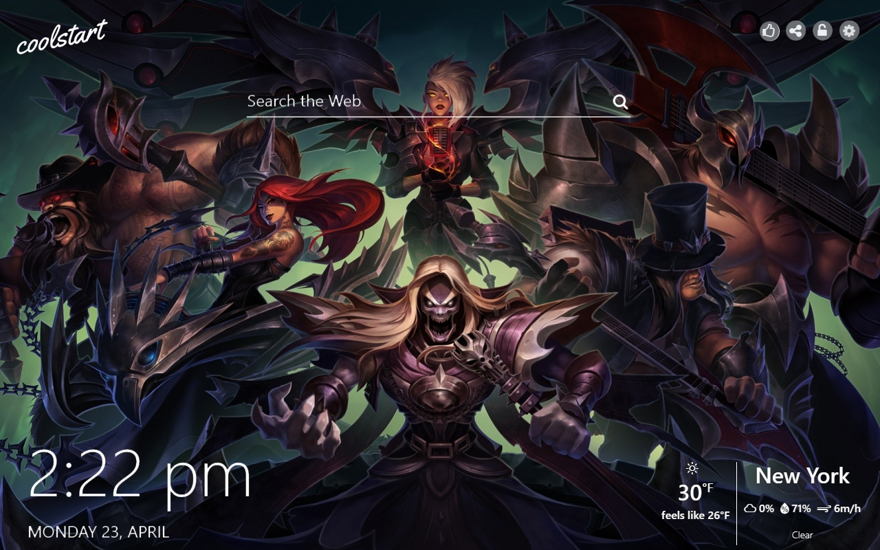 League of legends hd wallpapers lol new tab voltagebd Gallery